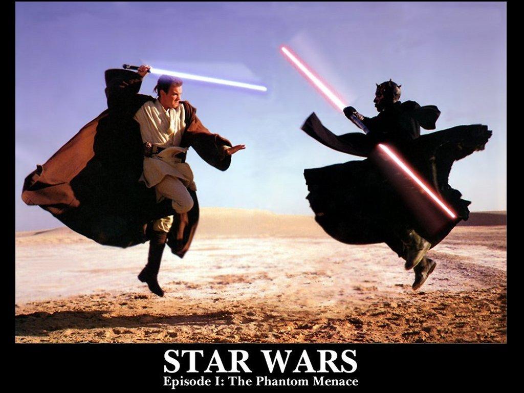 Обои и картинки 1024x768 121KB Звёздные войны 1