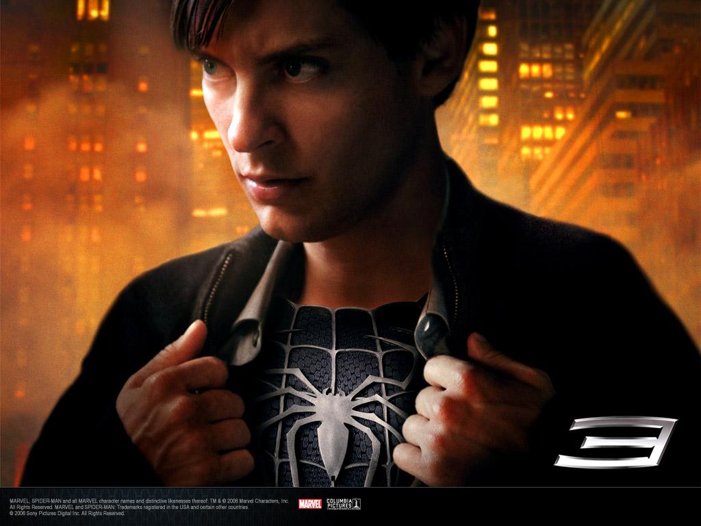 Обои и картинки 1024x768 162KB Человек-паук 3