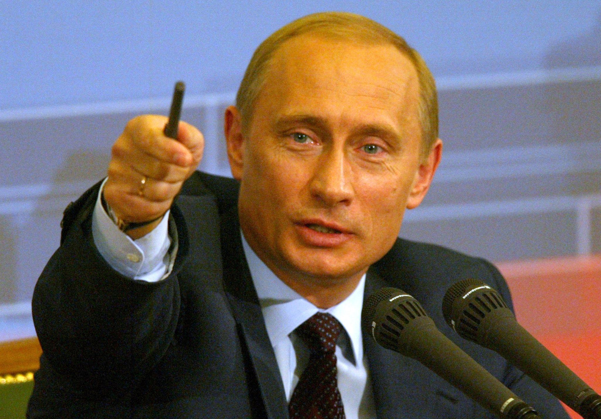 Путин: вот эти парни 2048x1428 586KB Знаменитости