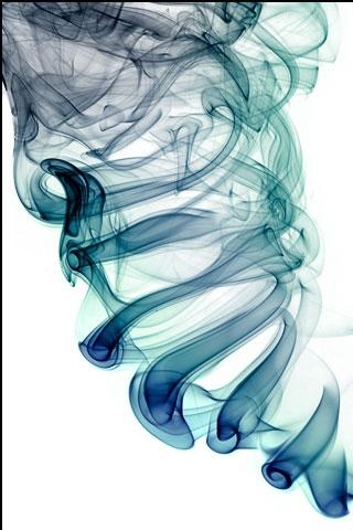 Дым 320x480 98KB дым Фигуры из дыма сигарет