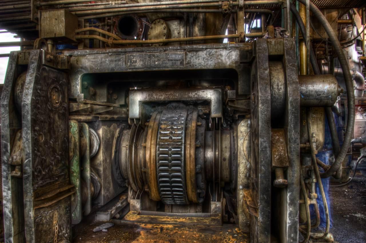 Огромный механизм 1280x851 148KB Тяжёлая техника