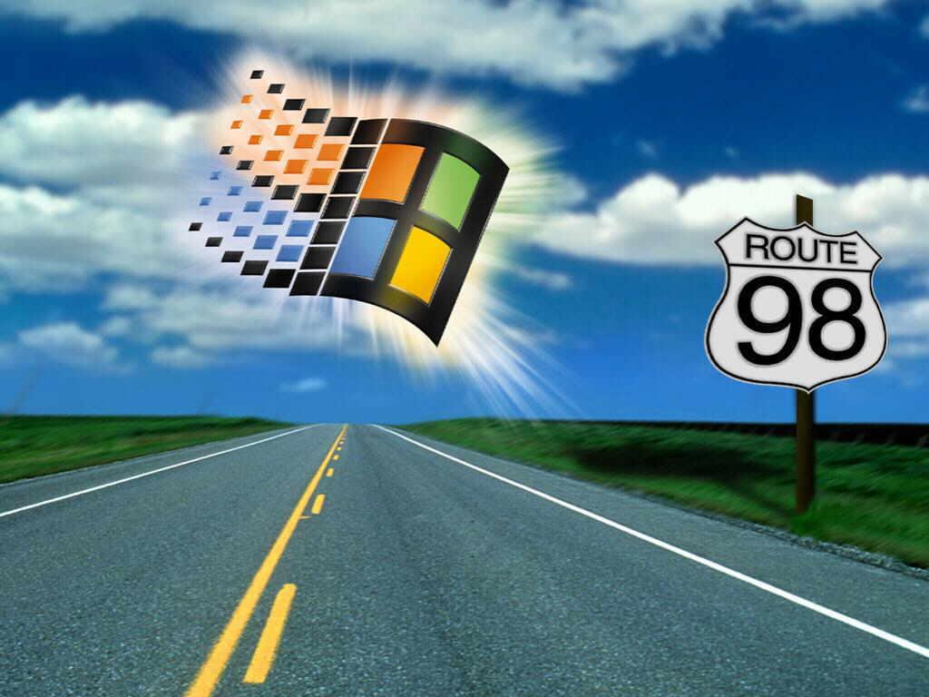 Заставки windows 98