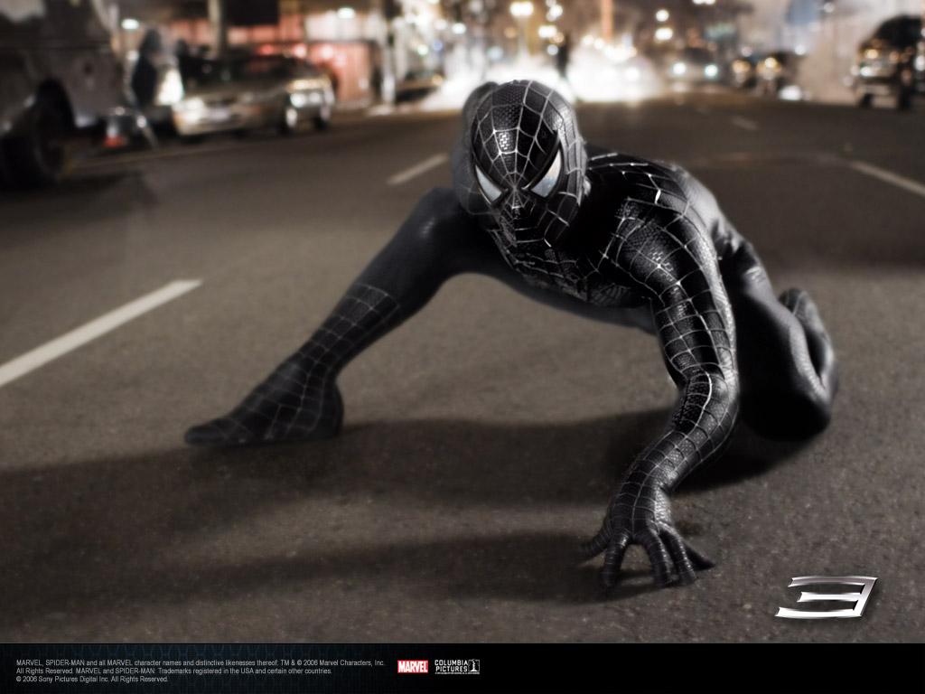 Обои и картинки 1024x768 120KB Человек-паук 3