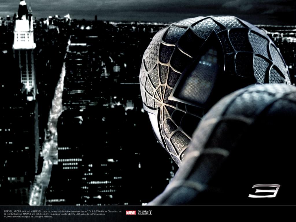 Обои и картинки 1024x768 158KB Человек-паук 3