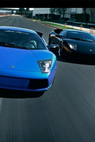 Обои и картинки 320x480 99KB Автомобили