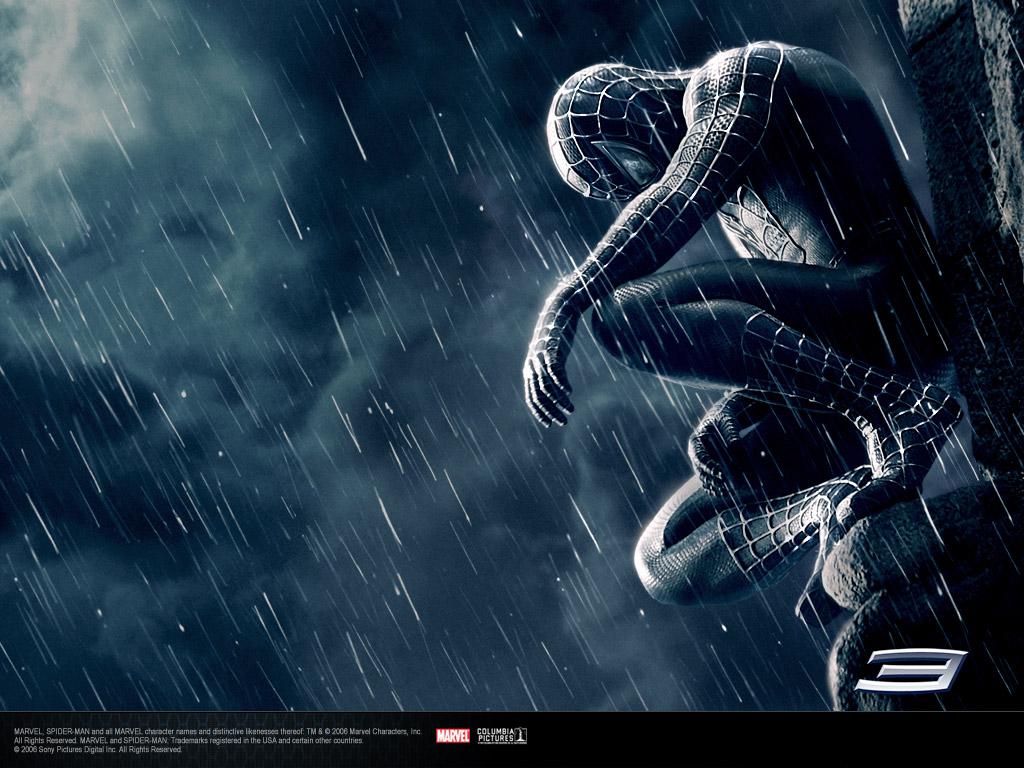 Обои и картинки 1024x768 228KB Человек-паук 3